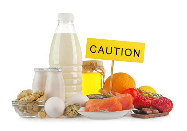 米国の成人10人に約1人が食物アレルギーを持っている!