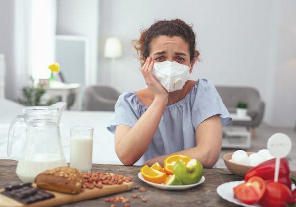 意外と知られていない食品添加物によるアレルギー